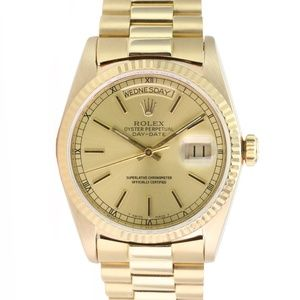 Mens Rolex Watch Presidential Day-Date 18238